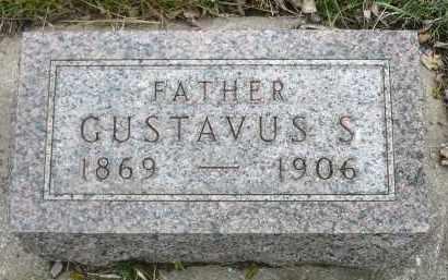 THOMPSON, GUSTAVUS S. - Minnehaha County, South Dakota   GUSTAVUS S. THOMPSON - South Dakota Gravestone Photos