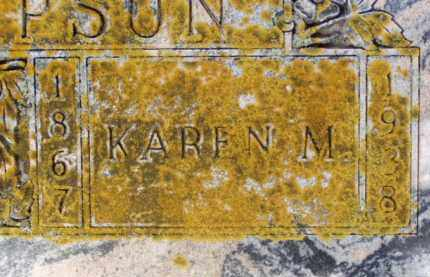 THOMPSON, KAREN MAE - Minnehaha County, South Dakota   KAREN MAE THOMPSON - South Dakota Gravestone Photos
