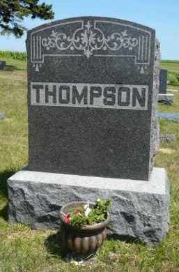 THOMPSON, ALICE C. - Minnehaha County, South Dakota | ALICE C. THOMPSON - South Dakota Gravestone Photos