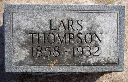 THOMPSON, LARS - Minnehaha County, South Dakota | LARS THOMPSON - South Dakota Gravestone Photos