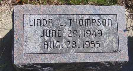 THOMPSON, LINIDA LOUISE - Minnehaha County, South Dakota   LINIDA LOUISE THOMPSON - South Dakota Gravestone Photos