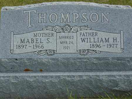 THOMPSON, WILLIAM HENRY - Minnehaha County, South Dakota | WILLIAM HENRY THOMPSON - South Dakota Gravestone Photos