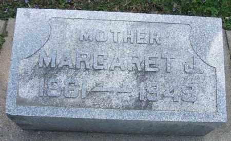 THOMPSON, MARGARET J. - Minnehaha County, South Dakota | MARGARET J. THOMPSON - South Dakota Gravestone Photos