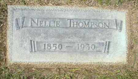 THOMPSON, NELLIE - Minnehaha County, South Dakota | NELLIE THOMPSON - South Dakota Gravestone Photos