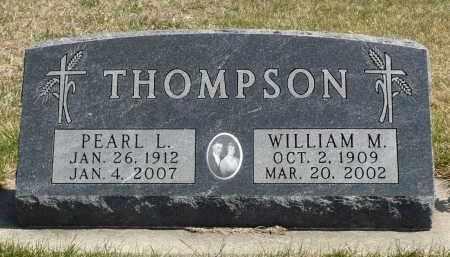 THOMPSON, PEARL L. - Minnehaha County, South Dakota | PEARL L. THOMPSON - South Dakota Gravestone Photos