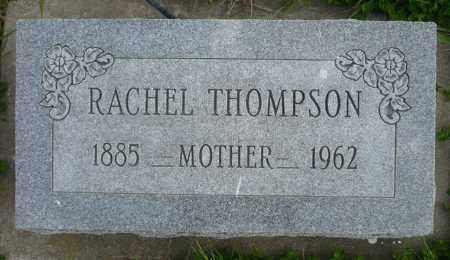 THOMPSON, RACHEL - Minnehaha County, South Dakota | RACHEL THOMPSON - South Dakota Gravestone Photos