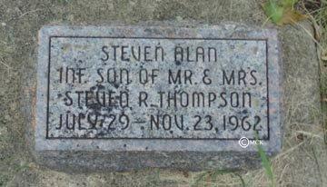 THOMPSON, STEVEN ALAN - Minnehaha County, South Dakota | STEVEN ALAN THOMPSON - South Dakota Gravestone Photos
