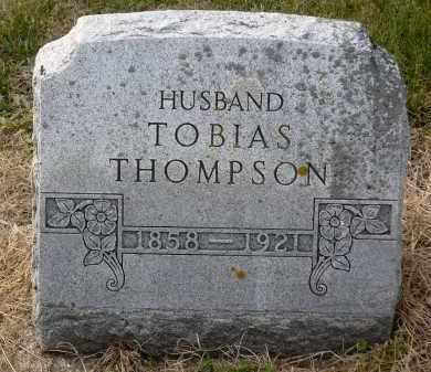 THOMPSON, TOBIAS - Minnehaha County, South Dakota | TOBIAS THOMPSON - South Dakota Gravestone Photos