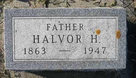 TIDEMANN, HALVOR H. - Minnehaha County, South Dakota   HALVOR H. TIDEMANN - South Dakota Gravestone Photos