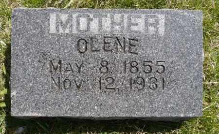 TIDEMANN, OLENE - Minnehaha County, South Dakota | OLENE TIDEMANN - South Dakota Gravestone Photos