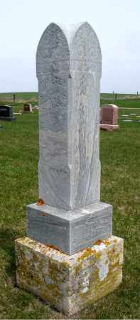 """TOBIE, MELVINA """"MINA"""" JERUSHA - Minnehaha County, South Dakota   MELVINA """"MINA"""" JERUSHA TOBIE - South Dakota Gravestone Photos"""