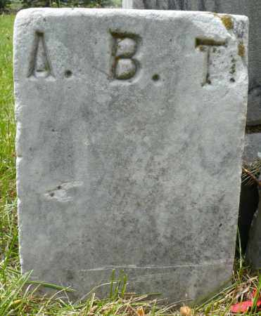 TOLLEFSON, ANNE B. (FOOTSTONE) - Minnehaha County, South Dakota | ANNE B. (FOOTSTONE) TOLLEFSON - South Dakota Gravestone Photos