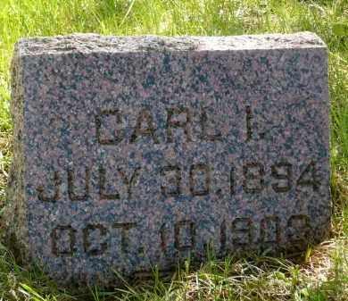 TROBAK, CARL I. - Minnehaha County, South Dakota   CARL I. TROBAK - South Dakota Gravestone Photos