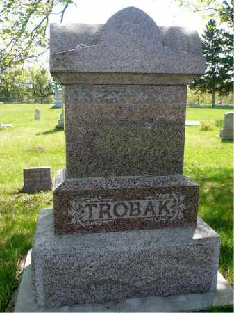 TROBAK, PEDER I. - Minnehaha County, South Dakota | PEDER I. TROBAK - South Dakota Gravestone Photos
