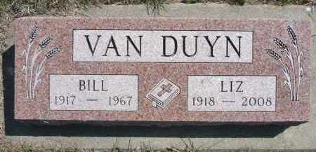 VAN DUYN, WILLIAM - Minnehaha County, South Dakota | WILLIAM VAN DUYN - South Dakota Gravestone Photos