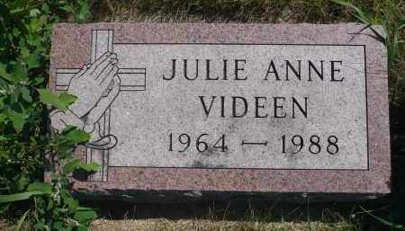 VIDEEN, JULIE ANNE - Minnehaha County, South Dakota | JULIE ANNE VIDEEN - South Dakota Gravestone Photos