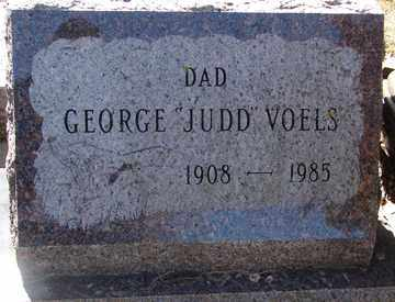"VOELS, GEORGE ""JUDD"" - Minnehaha County, South Dakota 