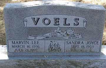VOELS, SANDRA JOYCE - Minnehaha County, South Dakota   SANDRA JOYCE VOELS - South Dakota Gravestone Photos
