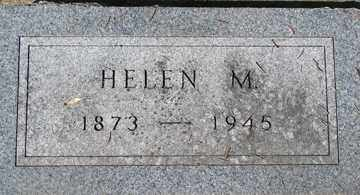 WATSON, HELEN M. - Minnehaha County, South Dakota   HELEN M. WATSON - South Dakota Gravestone Photos