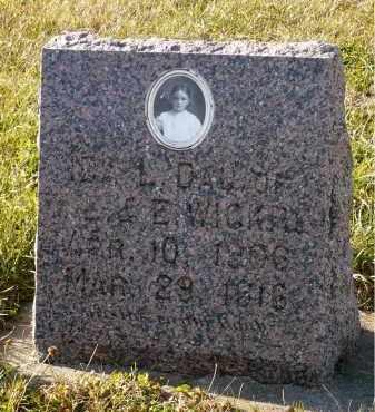 WICKRE, IDA L. - Minnehaha County, South Dakota | IDA L. WICKRE - South Dakota Gravestone Photos