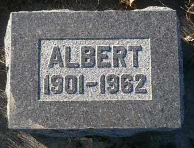 WOLD, ALBERT - Minnehaha County, South Dakota   ALBERT WOLD - South Dakota Gravestone Photos