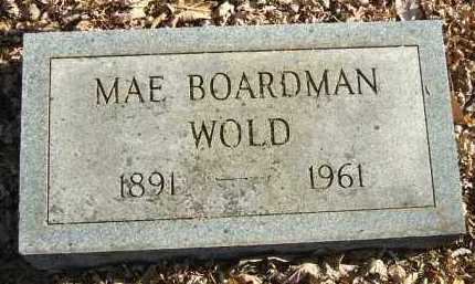 WOLD, MAE - Minnehaha County, South Dakota | MAE WOLD - South Dakota Gravestone Photos