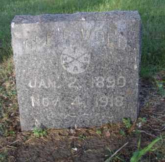 WOLD, OLE P. - Minnehaha County, South Dakota | OLE P. WOLD - South Dakota Gravestone Photos