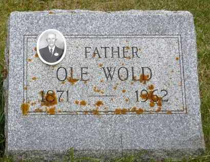 WOLD, OLE - Minnehaha County, South Dakota | OLE WOLD - South Dakota Gravestone Photos