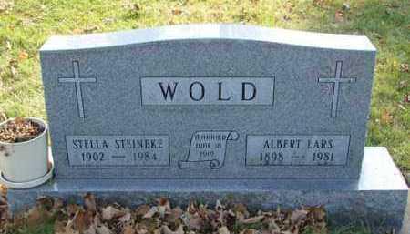 WOLD, ALBERT LARS - Minnehaha County, South Dakota | ALBERT LARS WOLD - South Dakota Gravestone Photos