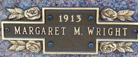 WRIGHT, MARGARET MARY - Minnehaha County, South Dakota | MARGARET MARY WRIGHT - South Dakota Gravestone Photos