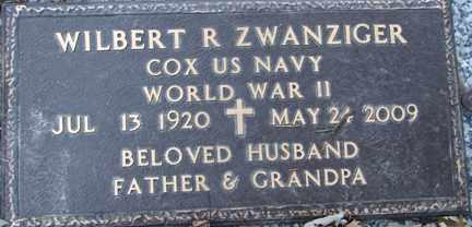 ZWANZIGER, WILBERT ROSS (WWII) - Minnehaha County, South Dakota   WILBERT ROSS (WWII) ZWANZIGER - South Dakota Gravestone Photos