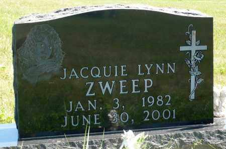 ZWEEP, JACQUIE LYNN (FRONT) - Minnehaha County, South Dakota | JACQUIE LYNN (FRONT) ZWEEP - South Dakota Gravestone Photos