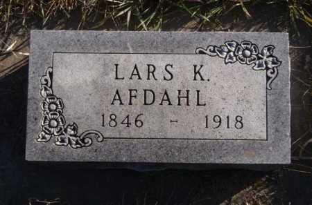 AFDAHL, LARS K - Moody County, South Dakota | LARS K AFDAHL - South Dakota Gravestone Photos