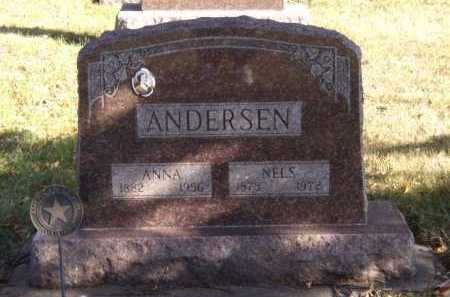 ANDERSEN, ANNA - Moody County, South Dakota | ANNA ANDERSEN - South Dakota Gravestone Photos