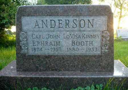 ANDERSON, CARL JOHN EPHRAIM - Moody County, South Dakota   CARL JOHN EPHRAIM ANDERSON - South Dakota Gravestone Photos