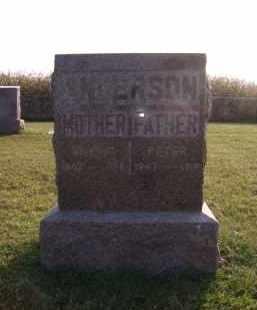 ANDERSON, SIGERID - Moody County, South Dakota | SIGERID ANDERSON - South Dakota Gravestone Photos