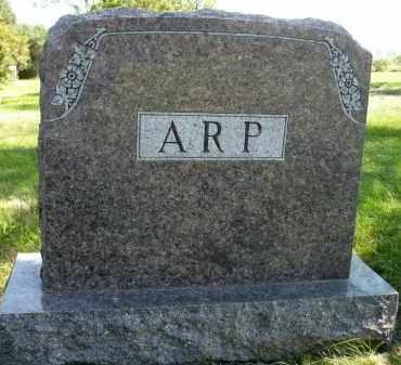 ARP, FAMILY MARKER - Moody County, South Dakota   FAMILY MARKER ARP - South Dakota Gravestone Photos