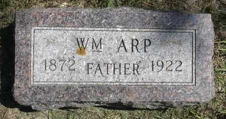 ARP, WILLIAM - Moody County, South Dakota   WILLIAM ARP - South Dakota Gravestone Photos