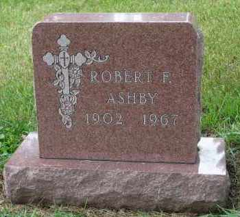 ASHBY, ROBERT  F. - Moody County, South Dakota | ROBERT  F. ASHBY - South Dakota Gravestone Photos