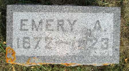 BAILEY, EMERY A. - Moody County, South Dakota | EMERY A. BAILEY - South Dakota Gravestone Photos