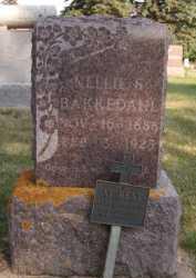 BAKKEDAHL, NELLIE S - Moody County, South Dakota | NELLIE S BAKKEDAHL - South Dakota Gravestone Photos