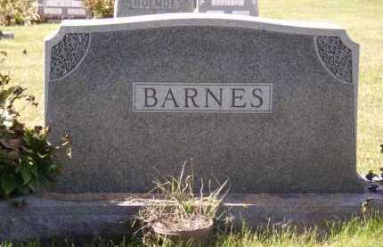 BARNES, FAMILY - Moody County, South Dakota | FAMILY BARNES - South Dakota Gravestone Photos