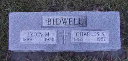 BIDWELL, LYDIA M. - Moody County, South Dakota | LYDIA M. BIDWELL - South Dakota Gravestone Photos