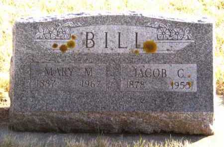 BILL, JACOB C - Moody County, South Dakota | JACOB C BILL - South Dakota Gravestone Photos