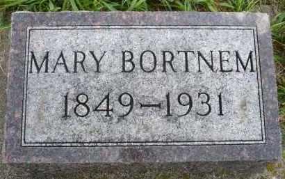 BORTNEM, MARY - Moody County, South Dakota | MARY BORTNEM - South Dakota Gravestone Photos
