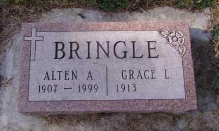 BRINGLE, ALTEN A - Moody County, South Dakota | ALTEN A BRINGLE - South Dakota Gravestone Photos