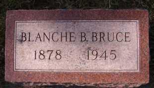 BRUCE, BLANCHE B - Moody County, South Dakota   BLANCHE B BRUCE - South Dakota Gravestone Photos