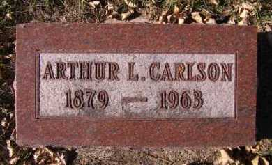 CARLSON, ARTHUR L - Moody County, South Dakota | ARTHUR L CARLSON - South Dakota Gravestone Photos