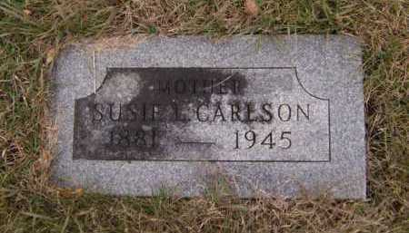 CARLSON, SUSIE L - Moody County, South Dakota | SUSIE L CARLSON - South Dakota Gravestone Photos