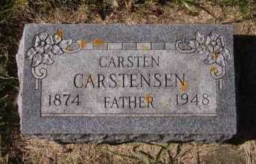 CARSTENSEN, CARSTEN - Moody County, South Dakota | CARSTEN CARSTENSEN - South Dakota Gravestone Photos